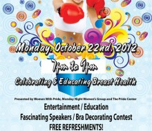 Breast Fest at the Pride Center